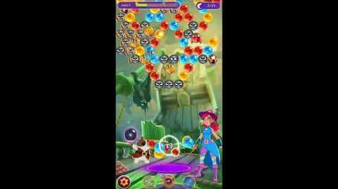 Bubble Witch 3 Saga Level 881 ~ No Boosters