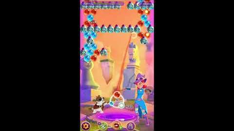 Bubble Witch 3 Saga Level 869 No Boosters