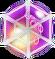 BWS3 Fairy Tale Purple bubble under spider web