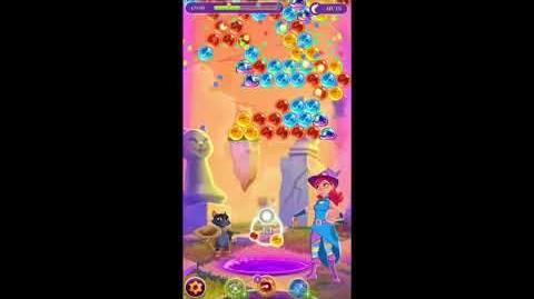 Bubble Witch 3 Saga Level 877 No Boosters