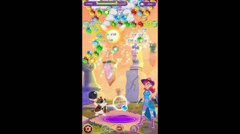 Bubble Witch 3 Saga Level 875 No Boosters