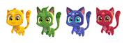 BWS3 Star Cats