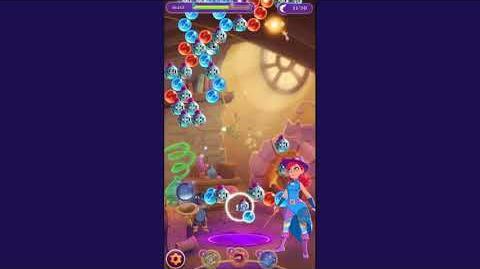 Bubble Witch 3 Bonus ~ Stella's Lab Level 4 ~ 12th May