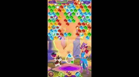 Bubble Witch 3 Saga Level 879 No Boosters