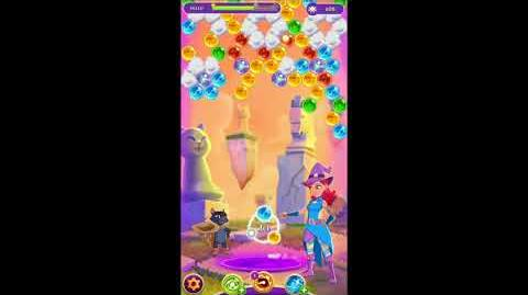 Bubble Witch 3 Saga Level 867 ~ No Boosters