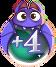 BWS3 Bat Bonus Moves bubble +4
