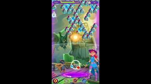 Bubble Witch 3 Saga Level 894 No Boosters