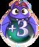 BWS3 Bat Bonus Moves bubble +3