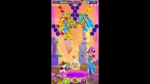 Bubble Witch 3 Saga Level 874 No Boosters