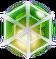 BWS3 Fairy Tale Green bubble under spider web