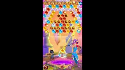 Bubble Witch 3 Saga Level 868 No Boosters