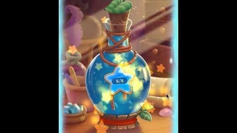 Bubble Witch 3 Saga, Stella's Lab, Spell Stream Bottle 1