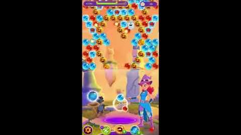 Bubble Witch 3 Saga Level 876 ~ No Boosters