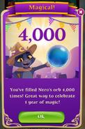 BWS3 1 Year 4000 Nero's Orb