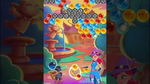 Bubble Witch 3 Saga Players Party Level 3