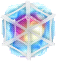 BWS3 Ice Fairy Tale Purple bubble under spider web