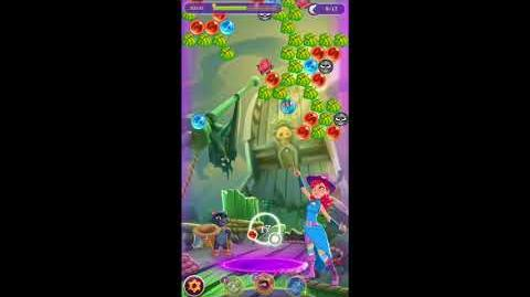 Bubble Witch 3 Saga Level 884 No Boosters