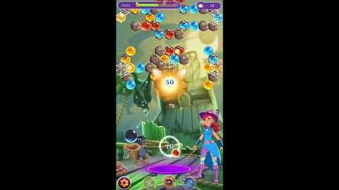 Bubble Witch 3 Saga Level 889 ~ No Boosters