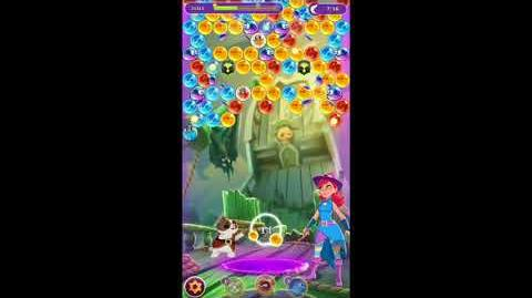 Bubble Witch 3 Saga Level 891 No Boosters
