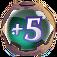 BWS3 Golem Bonus Moves bubble +5