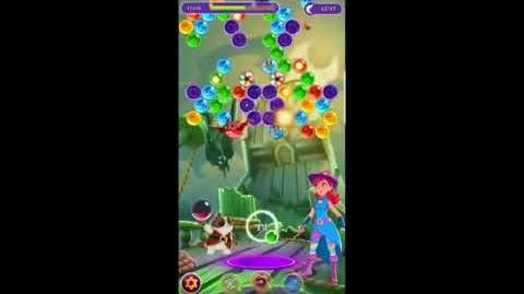 Bubble Witch 3 Saga Level 895 ~ No Boosters