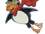 Ace The Flying Penguin