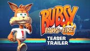 Bubsy™ Paws on Fire - Teaser Trailer