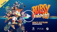 Bubsy Paws on Fire! Kickstarter Trailer