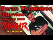Atari Jaguar Producer Faran Thomason - Vintage Feb 2000 Interview