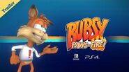 Bubsy Paws on Fire! Pre-Order Teaser