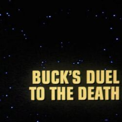 Buck's Duel to the Death