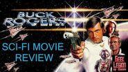 BUCK ROGERS IN THE 25TH CENTURY - AWAKENING ( 1979 Gil Gerard ) Sci-Fi Movie TV Pilot Review