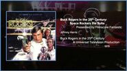 Filmscore Fantastic Presents Buck Rogers in the 25th Century Space Rockers the Suite