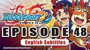 Sub Episode 48 Future Card Buddyfight Triple D Animation-0