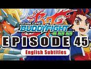 Sub Episode 45 Future Card Buddyfight Hundred Animation