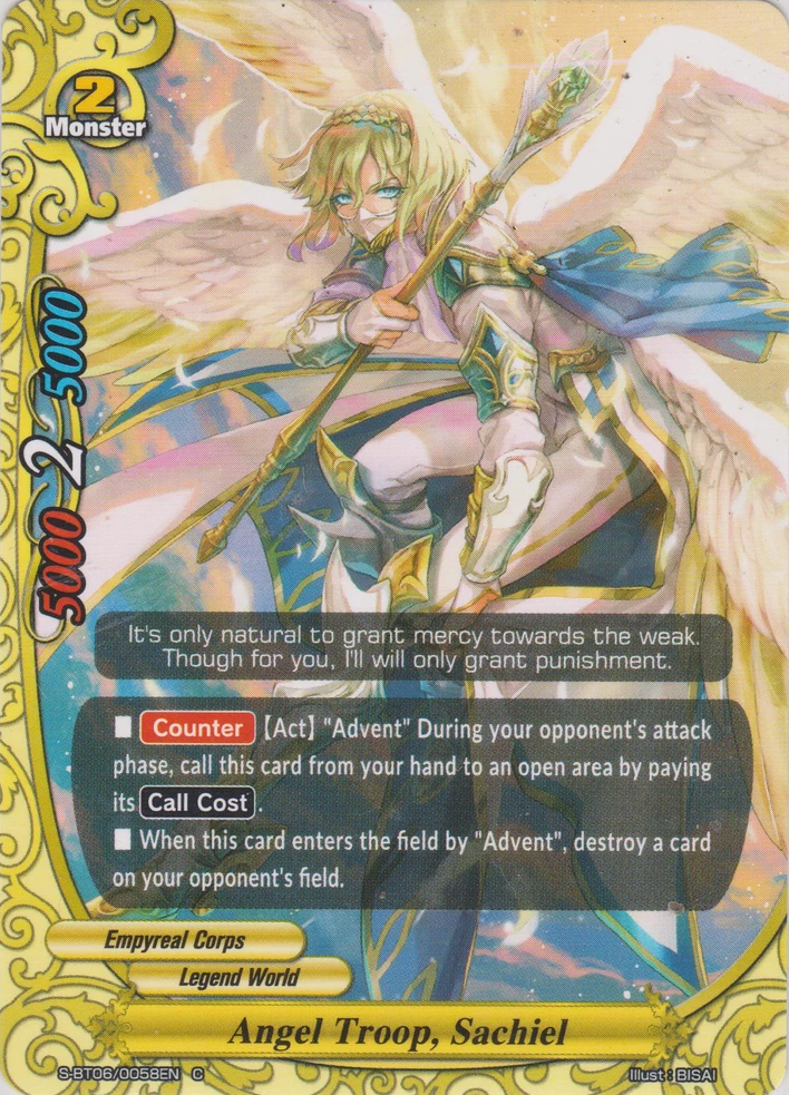 Angel Troop, Sachiel