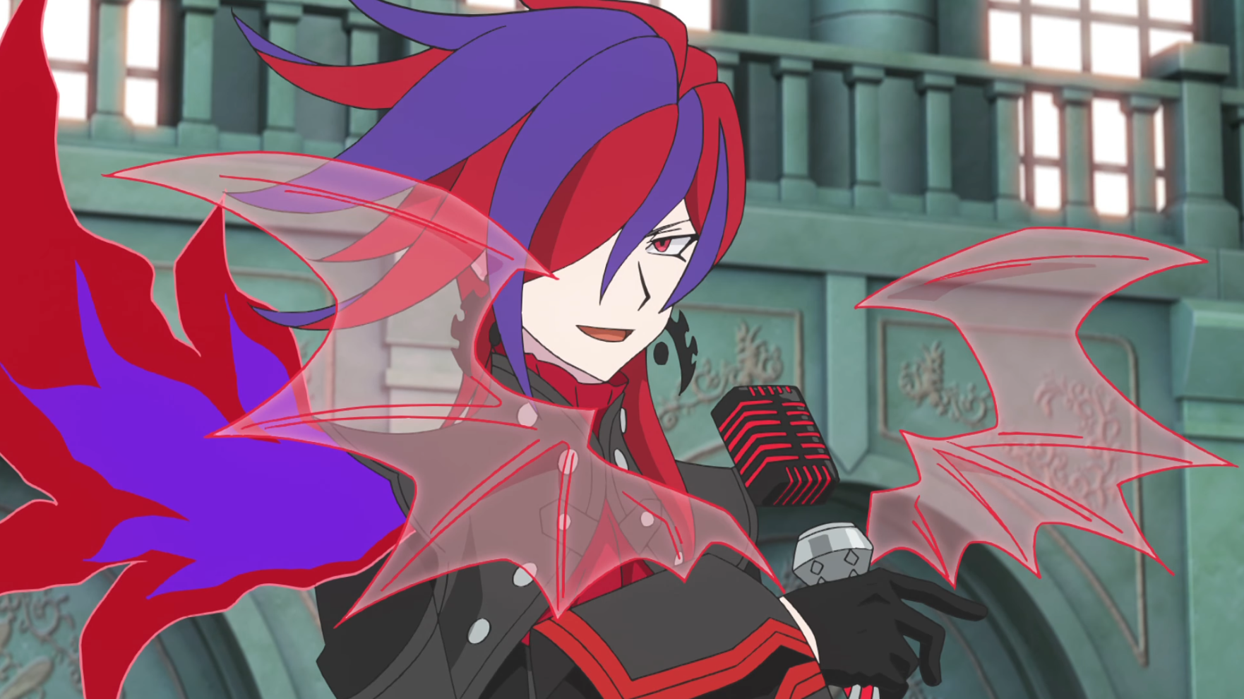 Magic Singer, Sync (character)