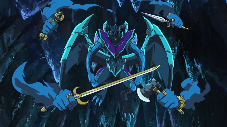 Ice Prison Emperor, Cocytus Greed (character)