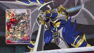 Purgatory Knights Liberator, Orcus Sword Dragon (Anime-NC)