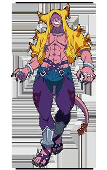 Demon Lord, Asmodai (character)