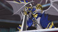 Purgatory Knights Liberator, Orcus Sword Dragon (Anime-NC-2)