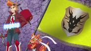 Ban and Dragon Kid, Ricky(Ancient World)