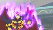 J Genesis Stops Galatical Punisher