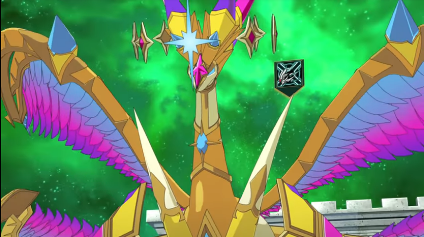Skyseer Dragon, Cross Astrologia (character)
