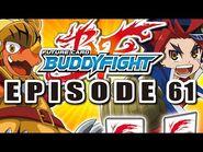 Episode 61 Future Card Buddyfight Animation
