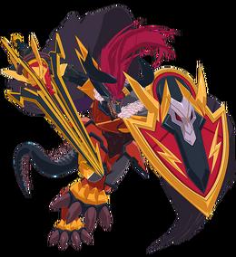 Thunder Emperor Dragon, Barl Batzz Full Body.png
