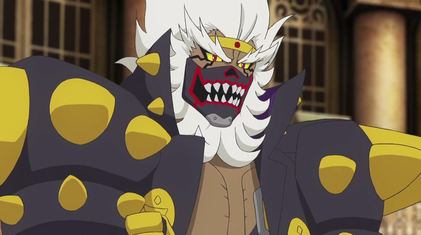 Topfist Vainglory, Brawlzeus (character)