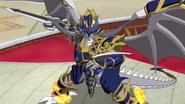 Purgatory Knights Liberator, Orcus Sword Dragon (Anime-NC-4)