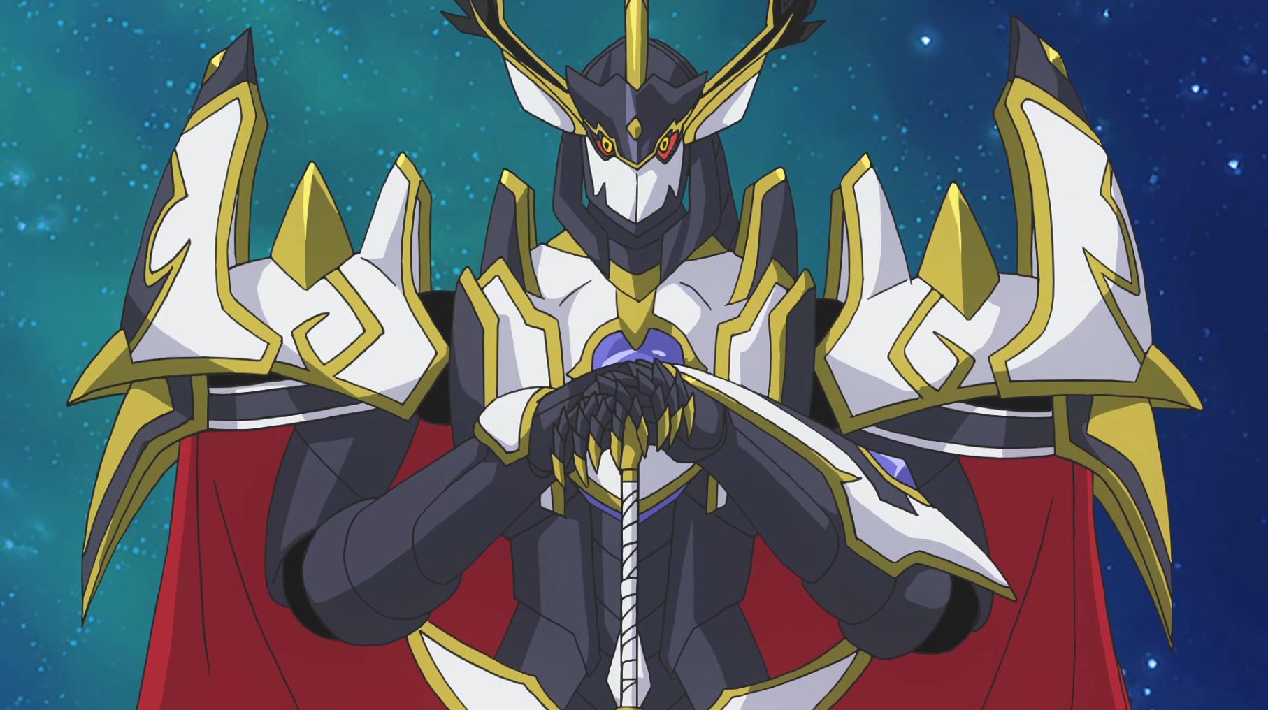 Black Dragon Knight, Geil (character)
