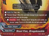 Steel Fist, Dragoknuckle